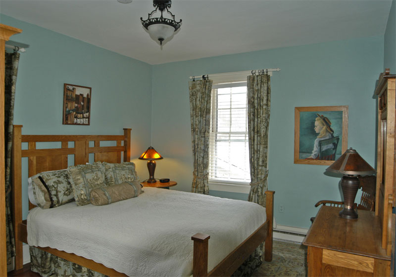 Vermont bed and breakfast Graces's Room